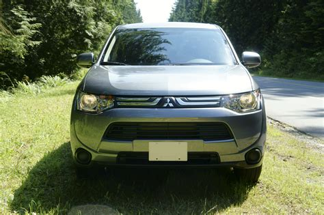 mitsubishi crossover 2014 2014 mitsubishi outlander test drive crossover suv video