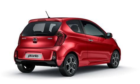 Kia Colours 2015 Picanto To Offer Yellow And Brown Colors Kia