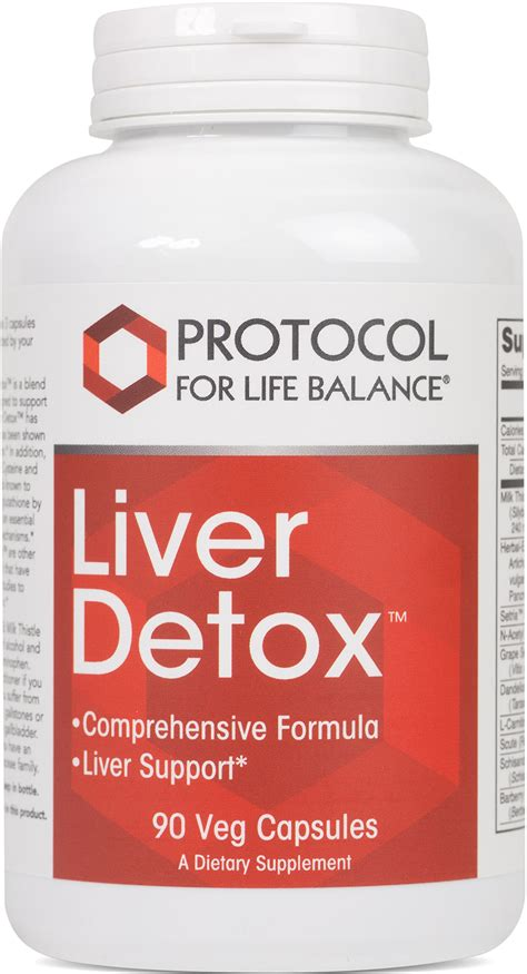 Liver Detox Symptoms Anxiety by Protocol For Balance Adrenal Cortisol