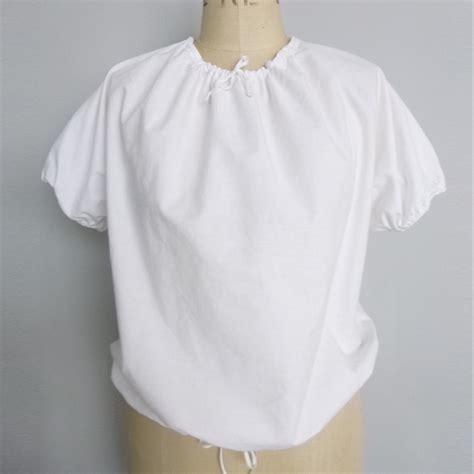 pattern blouses drawstring peasant blouse pattern silk blouses