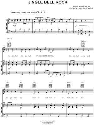 Jingle Bell Rock Ukulele Chords Image collections - chord guitar ...