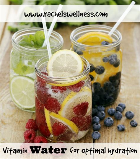 Detox Water For Allergies by How To Make Simple Vitamin Waters For Hydration