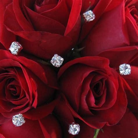 Wedding Bouquet Jewelry Stems by Swarovski Rhinestone Bouquet Jewelry Stems Sticks