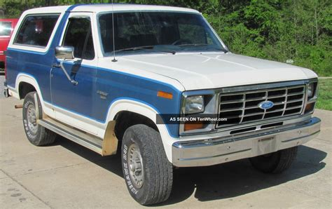 how to learn everything about cars 1985 ford bronco electronic throttle control ford bronco 275px image 10