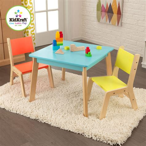 Child Table And Chairs by Table Chair Sets Walmart