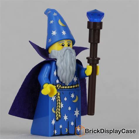 Lego Minifigure Wizard wizard 71007 lego minifigures series 12