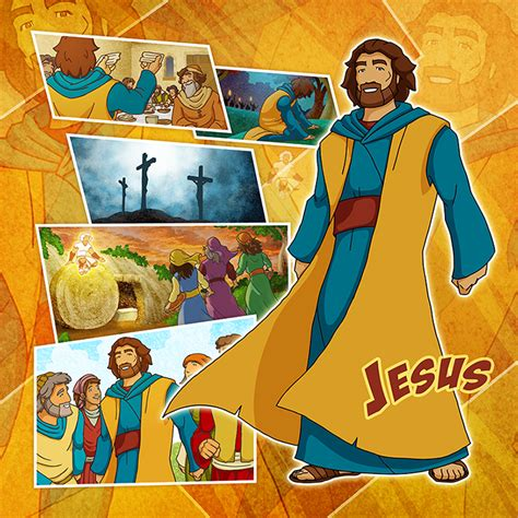 heroes storybook bible books bible heroes jesus 2 by eikonik on deviantart