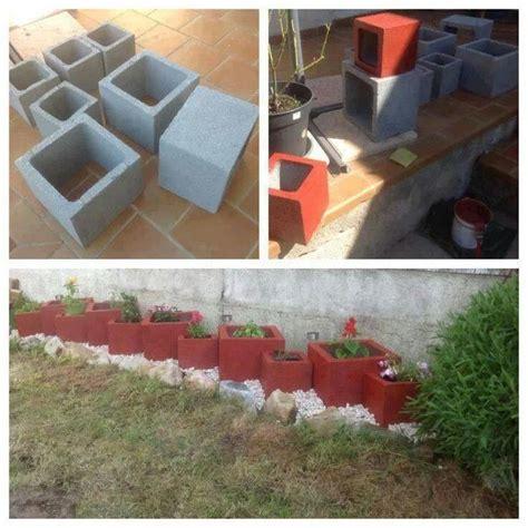 cinder block planter s ideas