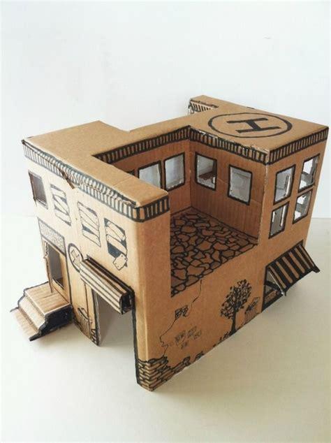 amazing toys     cardboard cardboard box