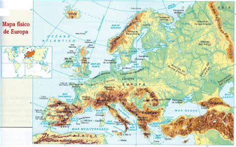 misszoriquintanilla mapa f 237 sico y climatico de europa