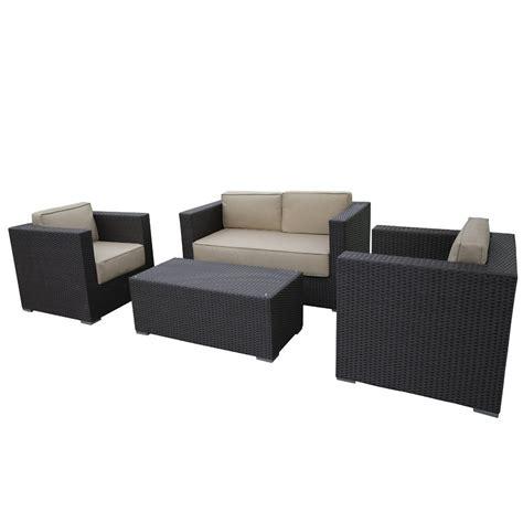 rolston wicker patio furniture rolston wicker patio furniture threshold rolston 5 wicker sectional pati target