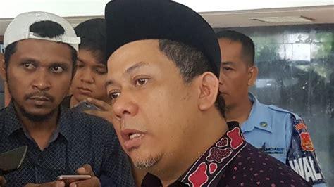 biodata fahri hamzah wakil ketua dpr fahri hamzah hati hati pak jokowi anda bisa masuk ke