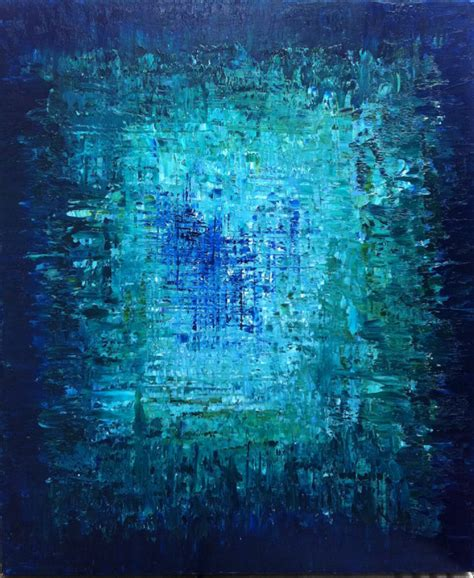 blue abstract painting hold for brcishere abstract original painting