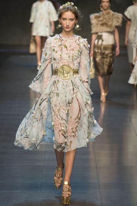 dolce gabbana 2014 milan fashion week
