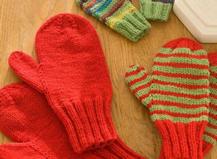 heart mittens pattern mittens for all free knitting pattern from red heart yarns