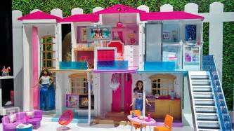Barbie Dreamhouse by Cue The Doll Dance Party Hello Barbie S Dream House Is