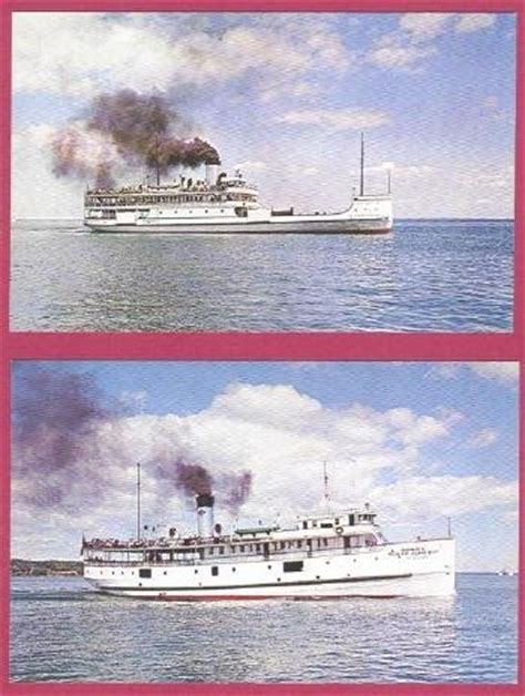 ferry boat to mackinac island mi 2 michigan postcards ferry boats mackinac island