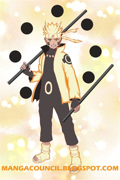draw naruto  paths sage mode manga council