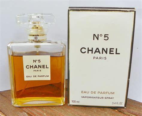 chanel no 5 eau de parfum 3 4 oz 100 ml bottle 90