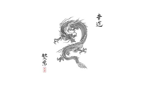 hd tattoo chino drawn chinese dragon wallpaper hd pencil and in color