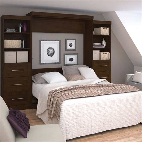 headboard wall unit headboard wall unit intended for bedroom design ideas decor 5 clever furniture combinations