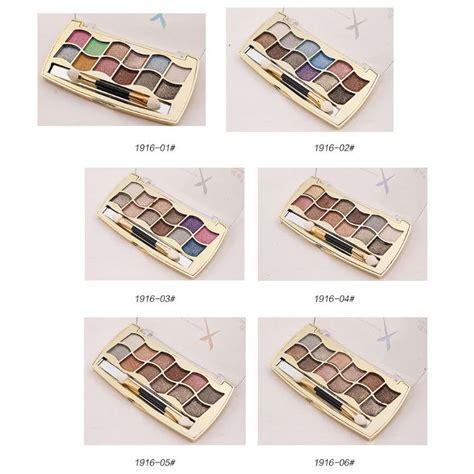 Kb Eyeshadow 12 Warna Eye Shadow 12 Warna 1 qiaoyan eye shadow earth color 12 warna 7 5g no 1