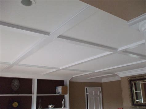 Drop Ceiling Tiles Basement Your Dream Home Ceiling Tile Ideas For Basement