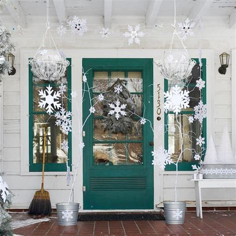 14 front porch christmas decor ideas that will make the