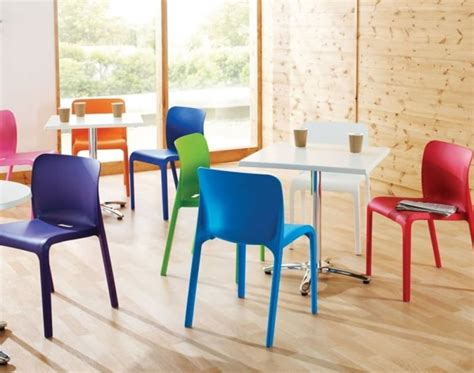 sedie plastica colorate sedie colorate