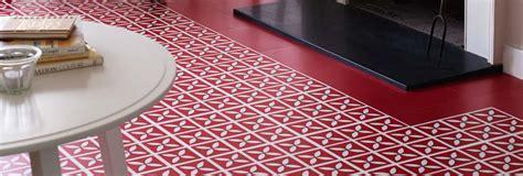 Red Vinyl Flooring Tiles   Harvey Maria