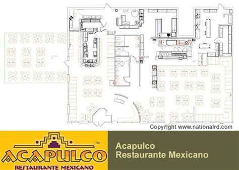 sle floor plan of a restaurant 17 best images about my