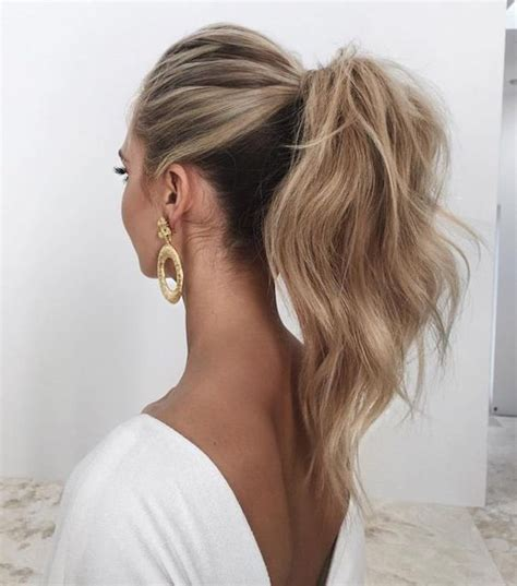 Wedding Hairstyles For Ponytails by 2018 Wedding Hair Trends The Ultimate Wedding Hair