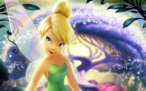 tinkerbell cartoon wallpaper peter pan wallpaper disney desktop wallpaper free