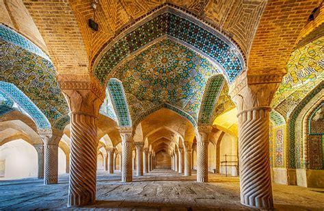 Bath Tiles by The Historical Vakil Complex Vakil Bazaar Vakil Bath