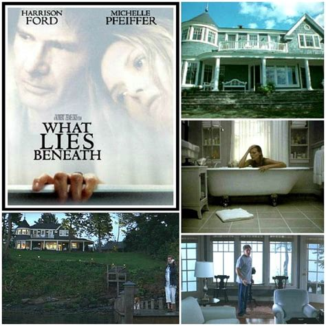 What Lies Beneath by A House To Die For In The Harrison Ford Thriller Quot What