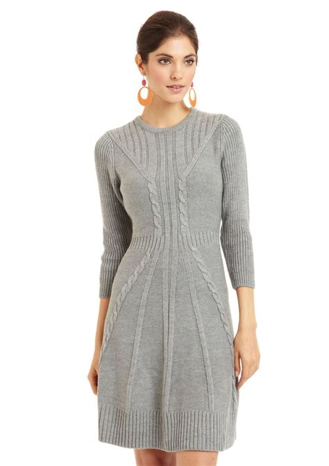 knit dress 445 best knitted dresses images on knit dress