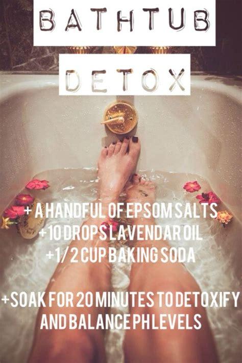Detox Bath Without Bathtub by 14 Excellent Diys Interior Fans