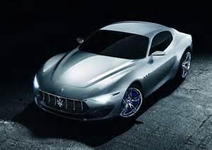 Maserati Alferi Maserati Alfieri Concept Car Design