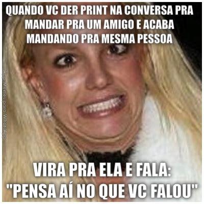 Meme Print - meme sobre print do whatsapp sonsiane a sonsa