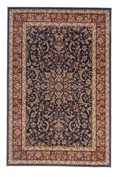 Radici Rugs by Noble 1318 Navy Rug By Radici