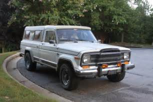 Jeep Trucks For Sale 1980 Jeep J10 Truck For Sale