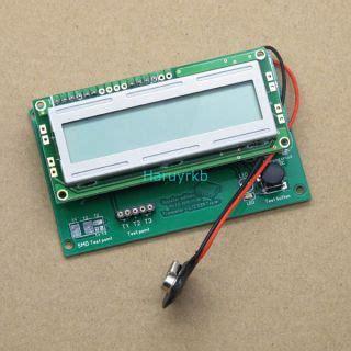 transistor tester capacitor esr inductance resistor meter npn pnp mosfet tenma 72 6355 esr meter on popscreen