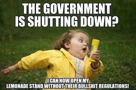 Funny Government Memes - funny pictures about the government shutdown 32 pics