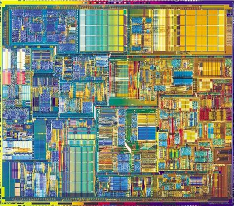 what does a cpu look like
