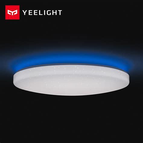 aliexpress yeelight купить умный потолочный светодиодный светильник xiaomi