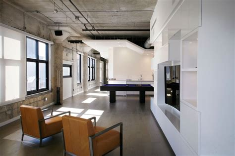 loft ceiling loft in l a brings modern day industrial spaces