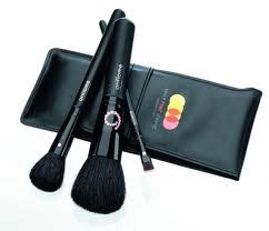 Bedak Blush Makeup Brush Set make up kacamata ngenesgilak