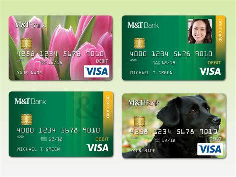 Huntington Debit Card Designs