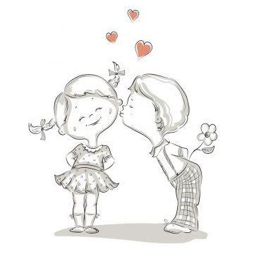 imagenes de amor y amistad de niñas lindos dibujos para el dia del amor y la amistad