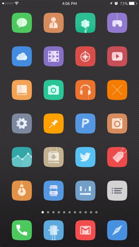 themes for jailbreak iphone 5 top 15 ios 9 3 3 themes for iphone or ipad